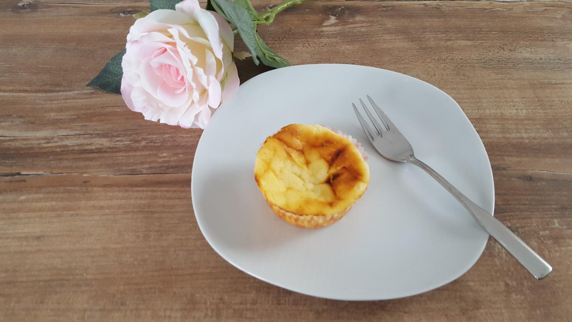 Käsekuchenmuffins – schnell und easy